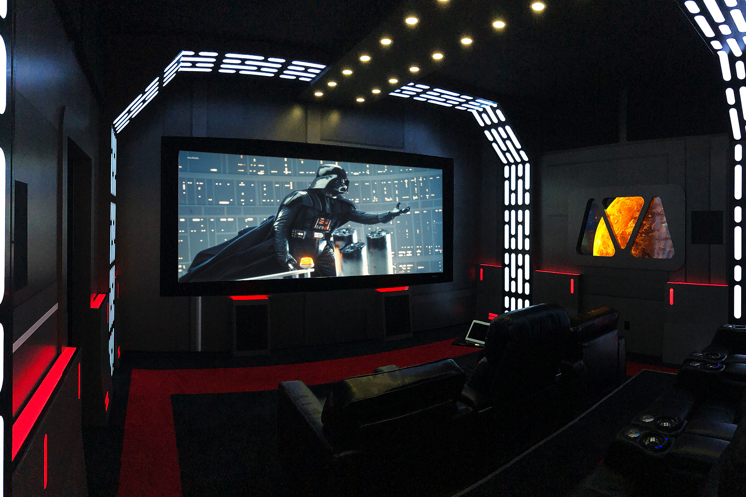 star wars home theatre